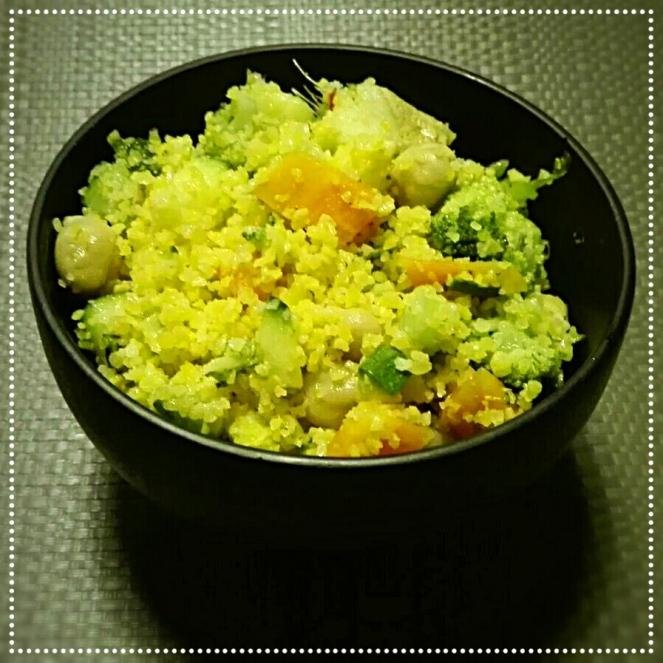 Couscous vegano glutenfree