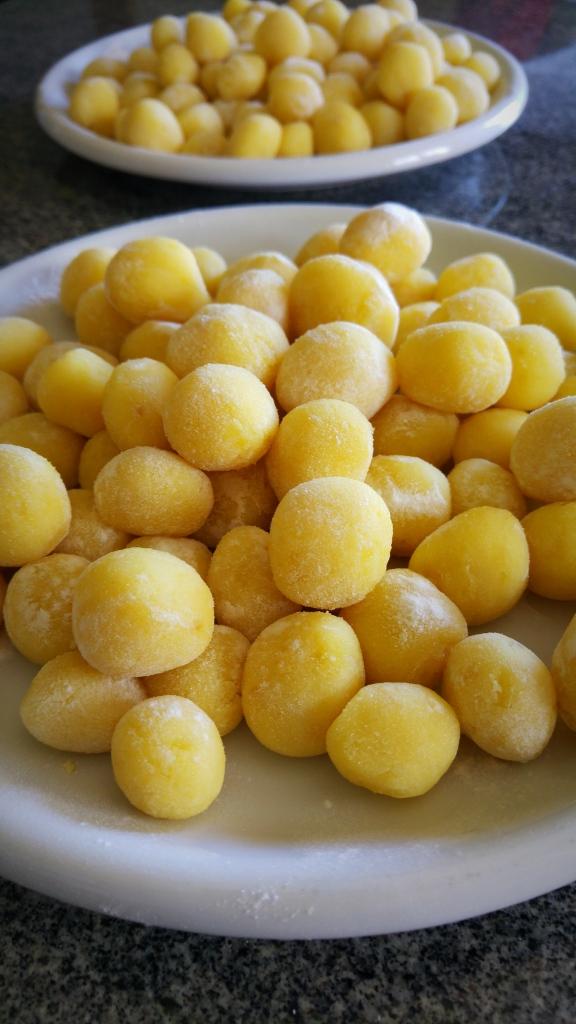 Sono senza glutine questi gnocchi di patate fatti in casa