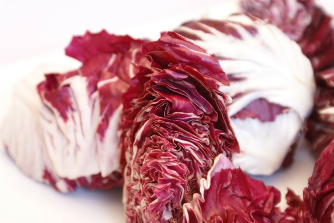 Il radicchio rosso è un ortaggio gustoso e molto salutare.