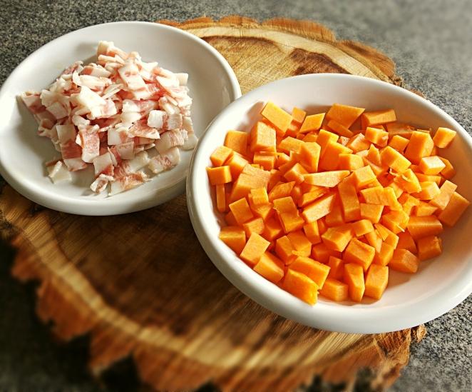 Il nostro risotto naturalmente gluten free impiega come principali ingredienti la zucca ed il guanciale di maiale